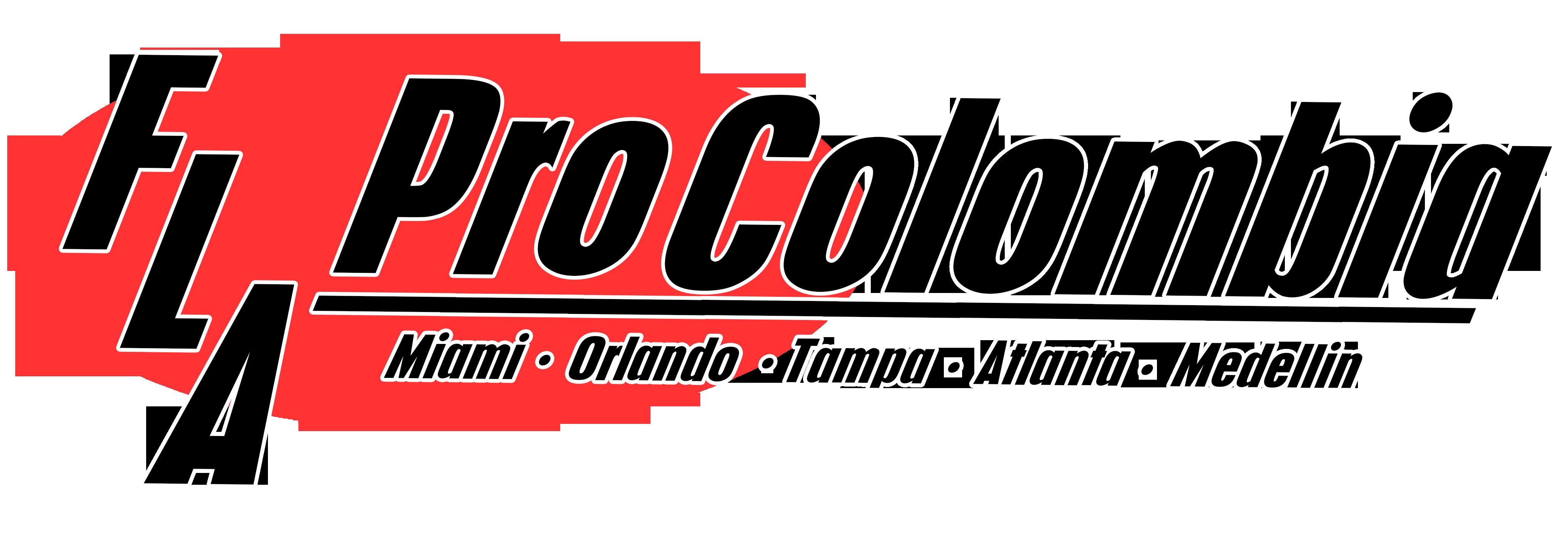 Fla pro Colombia